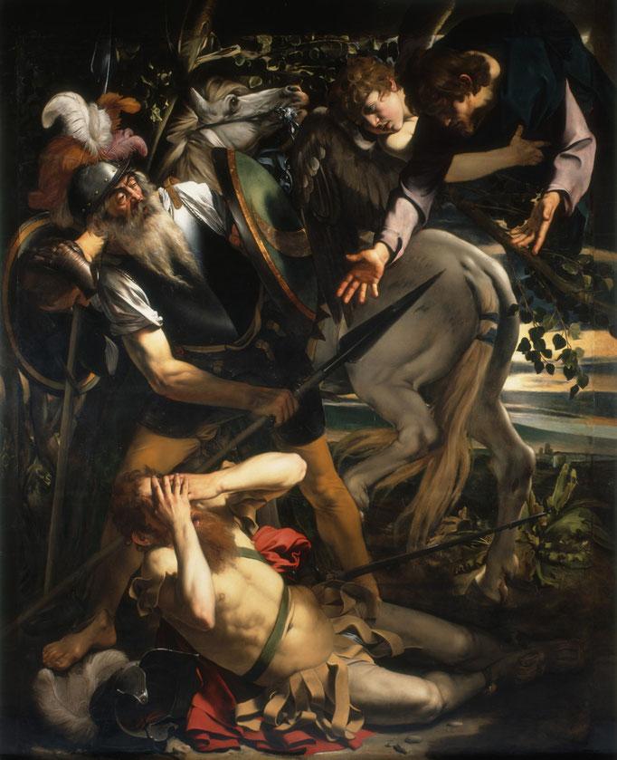 Caravaggio, Rome