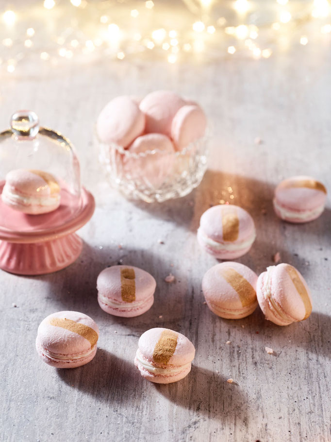 New Years Eve - Macaroons | Fotografie: Merel Smits