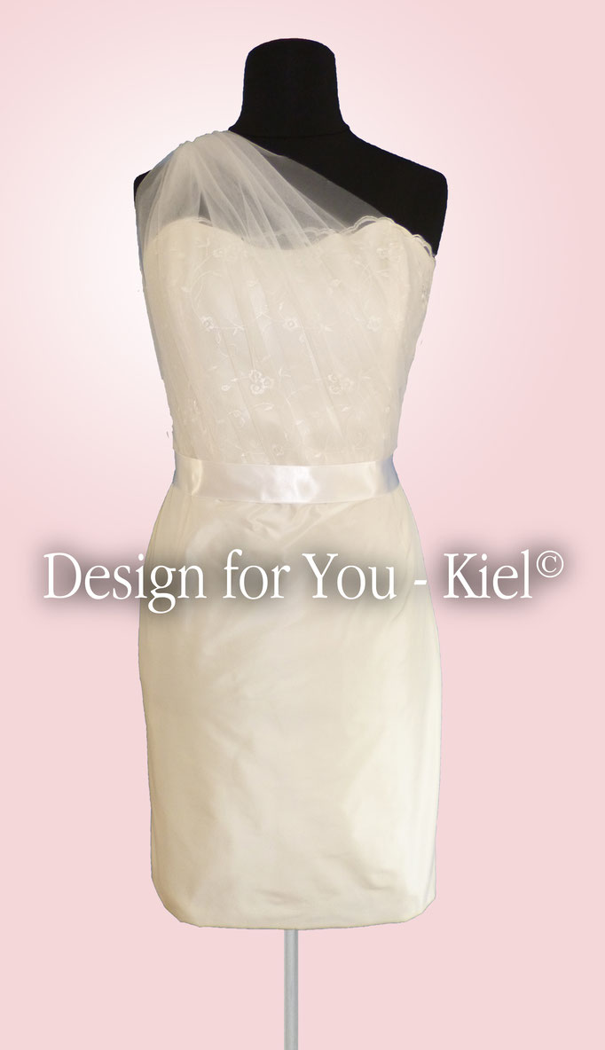 Brautkleid Anne - © Design for You - Kiel
