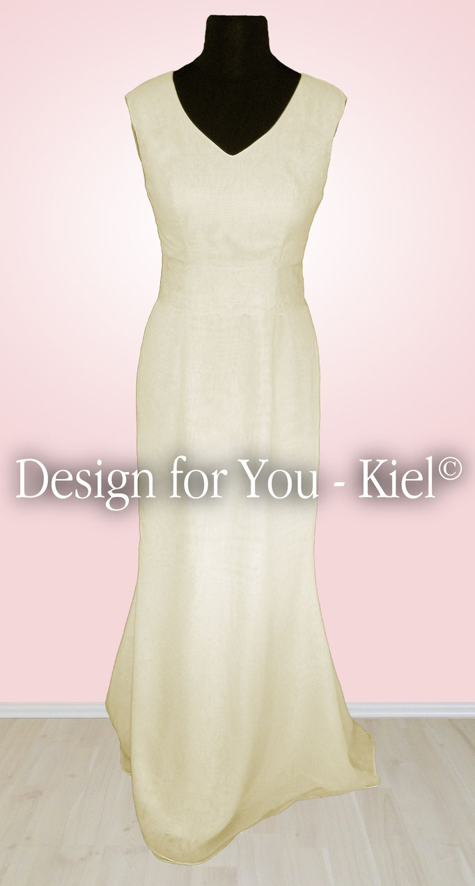 Brautkleid Katrin - © Design for You - Kiel