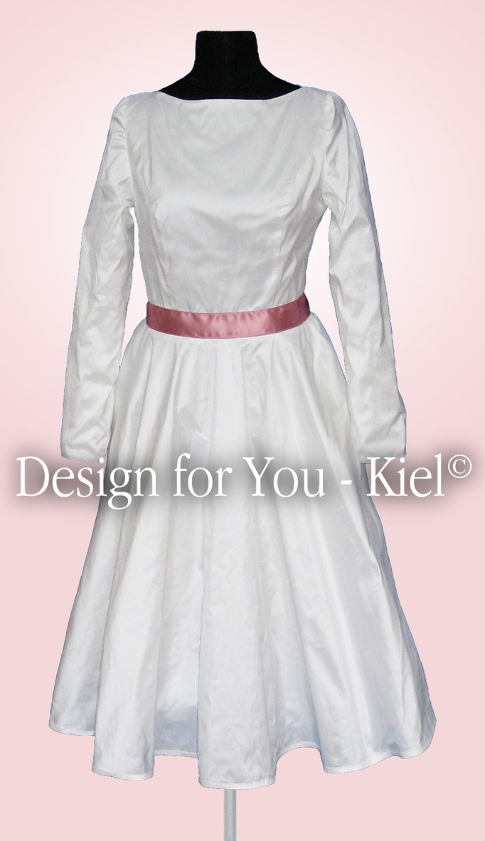 Brautkleid Martina - © Design for You - Kiel