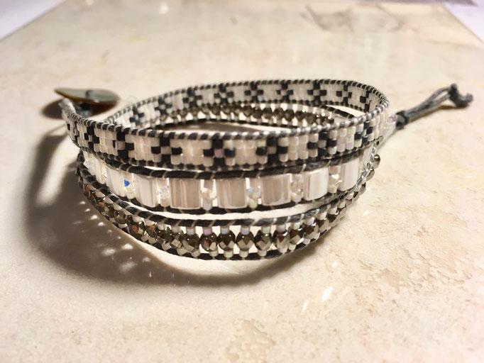 Bracelet wrap : BR:028 /15€