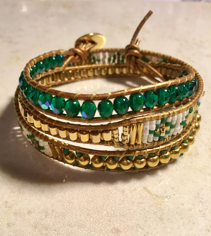 Bracelet wrap : BR : 027/15€