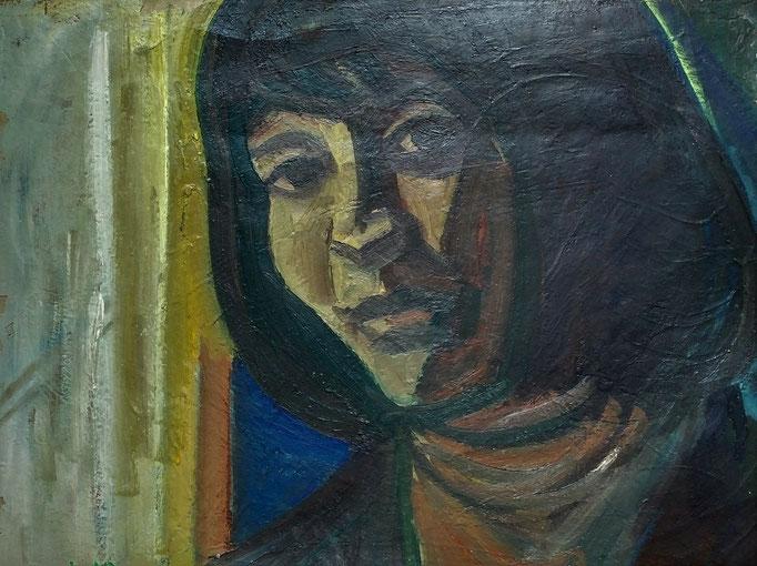 Huile sur toile, [1979]