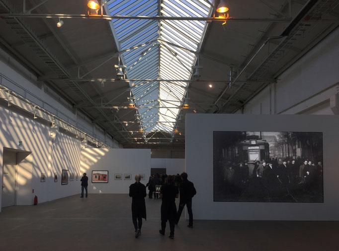 Galerie Reinbeckhallen - Berlin Schöneweide