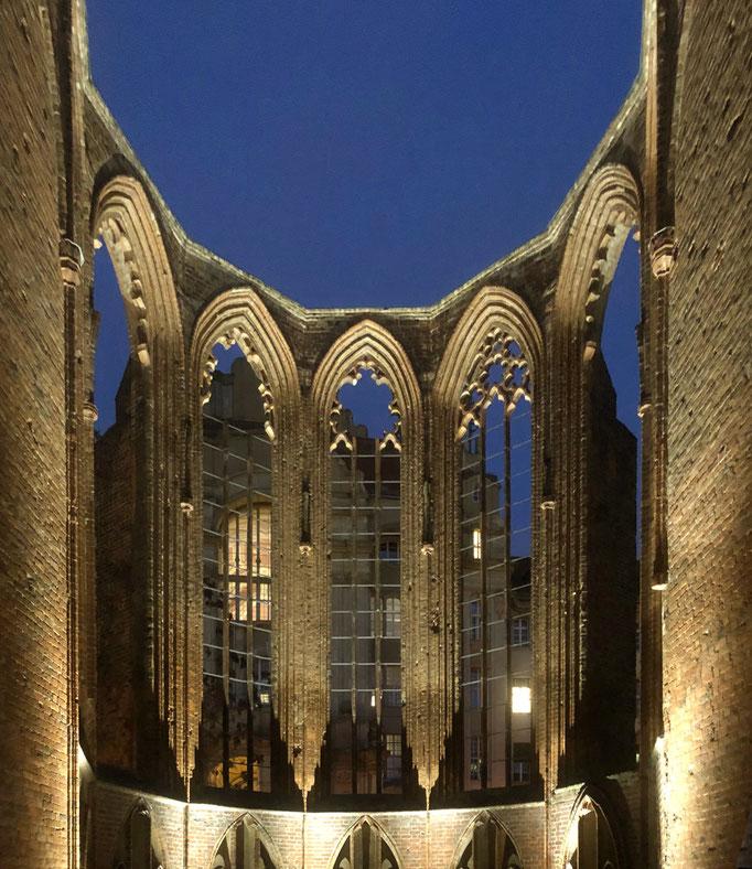 Ruine Klosterkirche Berlin Mitte