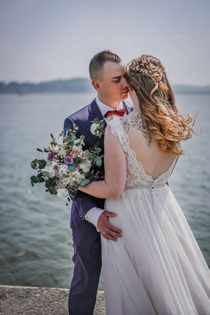 Hochzeit Hochzeitsfotograf Norddeutschland Vintage Schlei