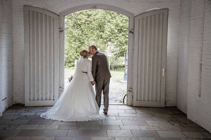 Hochzeit Hochzeitsfotograf Norddeutschland Schloss Gottorf
