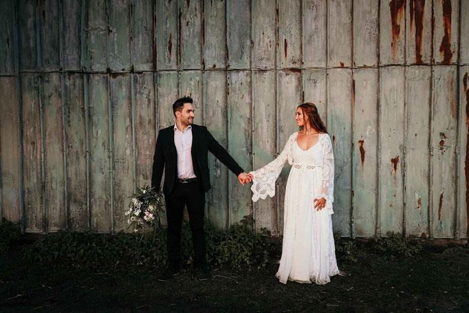 Boho Hochzeit Norddeutschland Hochzeitsfotograf