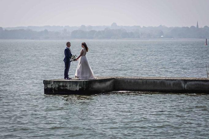 Schlei Brautpaarshooting