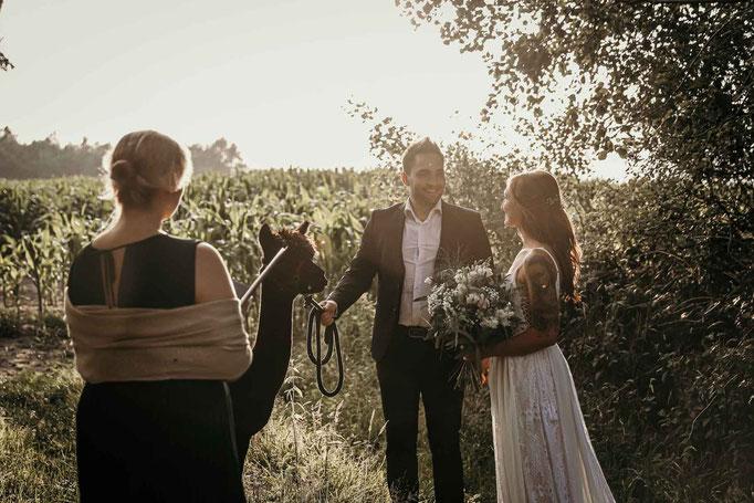 Boho Hochzeit Norddeutschland Hochzeitsfotograf freie Trauung