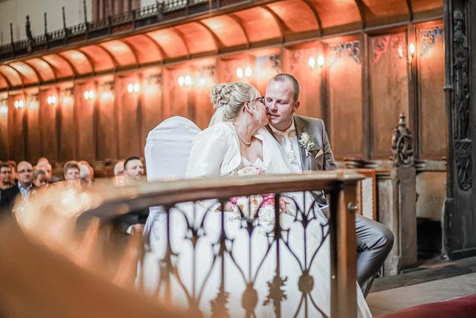 Hochzeit Hochzeitsfotograf Norddeutschland Schleswig Dom