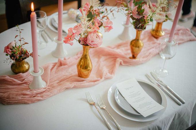 Hochzeit Hochzeitsfotograf Norddeutschland Fineart Greenery