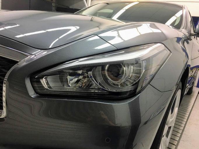 ライトレンズプロテクト ヘッドライトの白ボケ・黄ばみを防止できます。