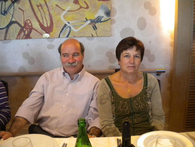 Giustina e Francesco Congiu
