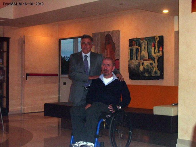 Giovanni Falzarano e Maurizio Mugnai