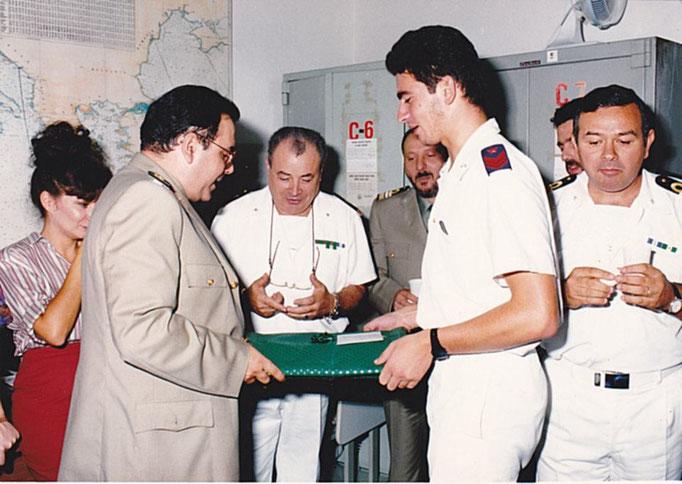 G. Troito (Maridipart TA. - Uff.Operativo - 1992)