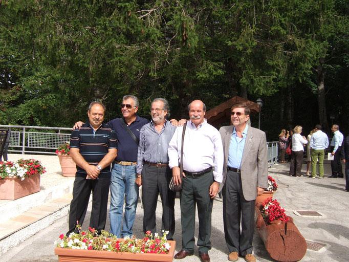 I Sardi (Lai, Garau, Piras, Congiu e Ximenes)