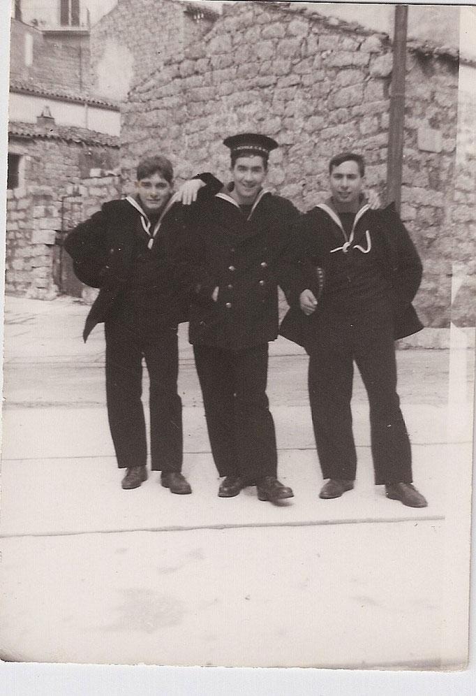 Amilcare Scatizzi, Cosimo Sciuscio, Pasquale Solimeno