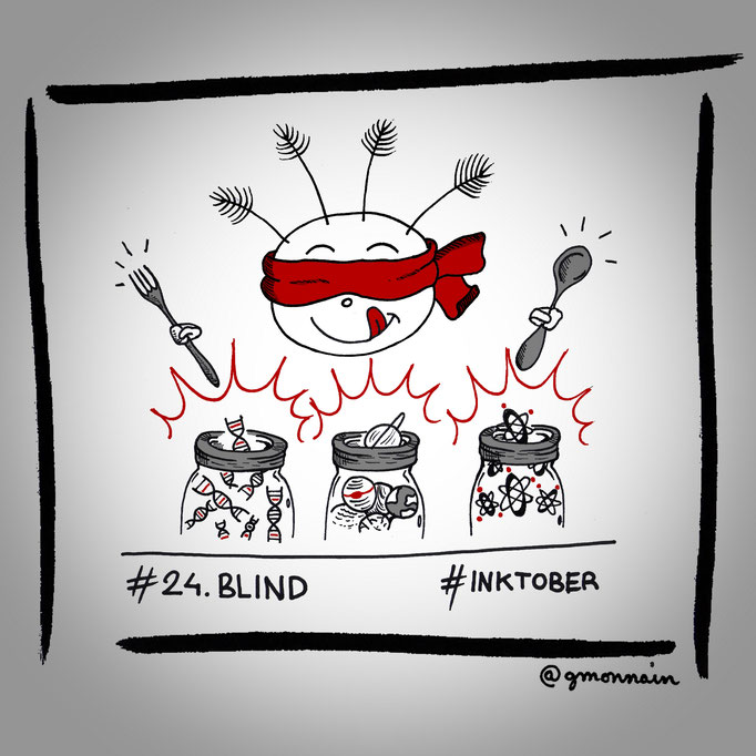 My favorite #blind test !