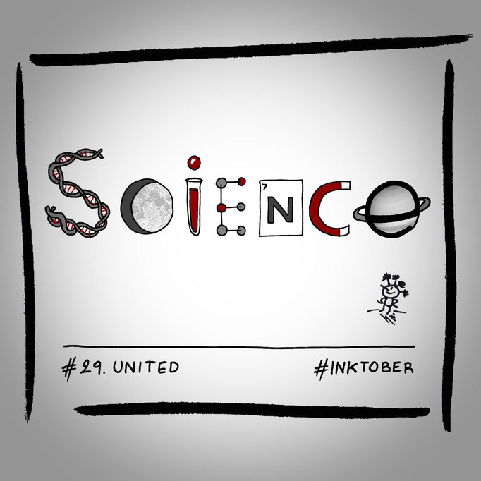 #united letters of #science