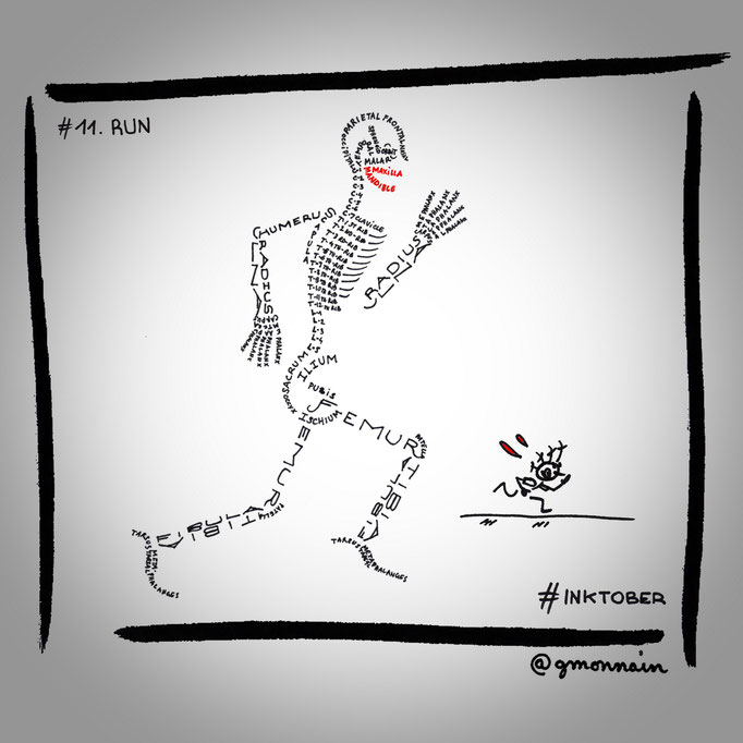 #run little #skeleton !