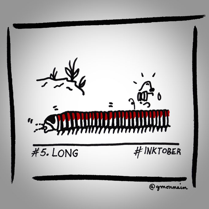 To count myriapods legs...too #long !