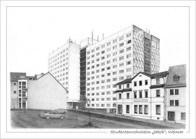 """Studentenwohnheim """"Jakob"""""""