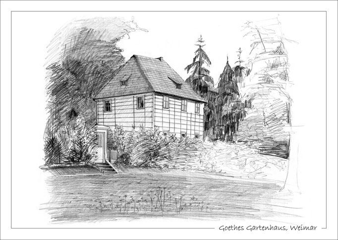 Goethes Gartenhaus