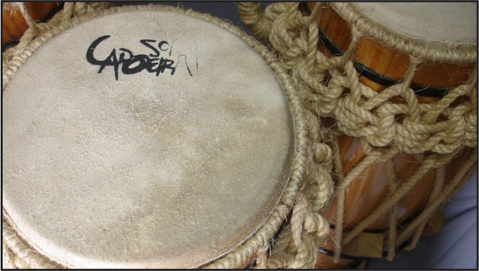 Instrumento Atabaque