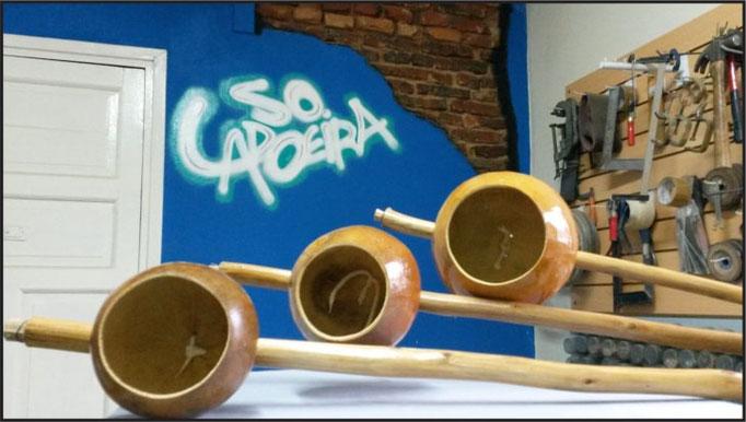 Berimbaus So Capoeira