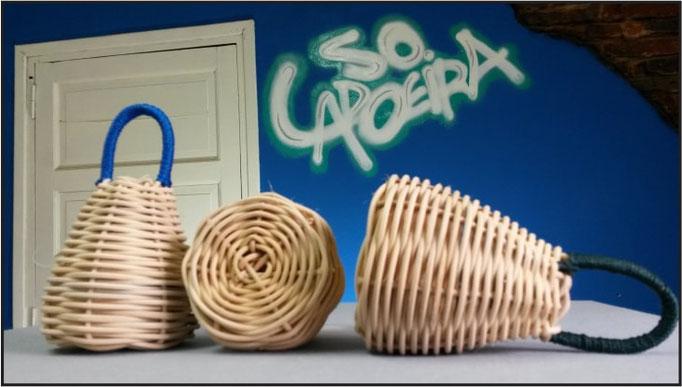 Caxixi de Capoeira