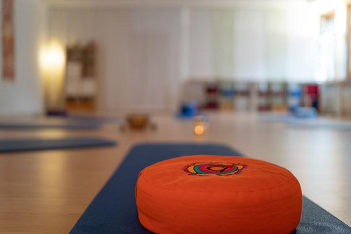 "Yogaschule ""just-YOGA"" - mein Lieblingsplatz"