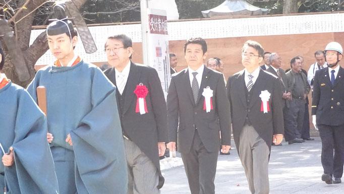 愛知県護国神社秋の御霊祭