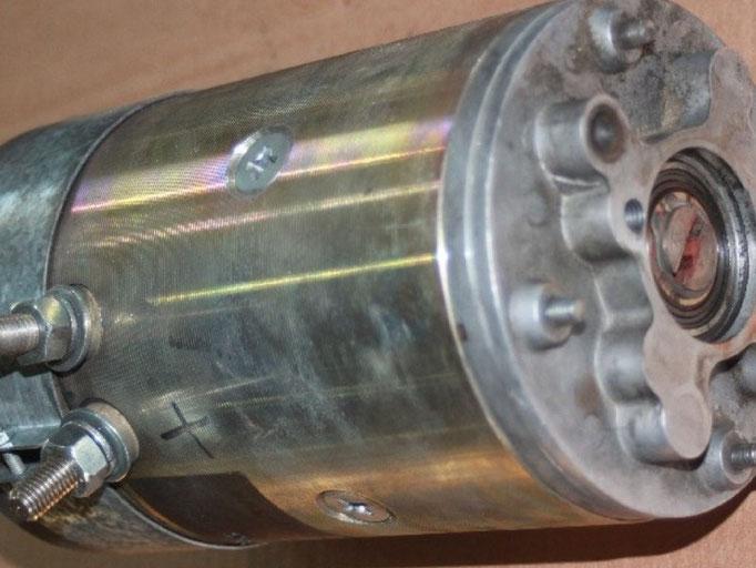 © Reparatur von DC - Staplermotoren bei Elektromotoren - Reparaturwerk Rock (Bild 3)