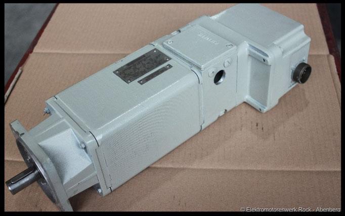© DC - Permanent Servomotor reparieren Elektromotoren - Reparaturwerk Rock GmbH Abenberg (Bild 3)