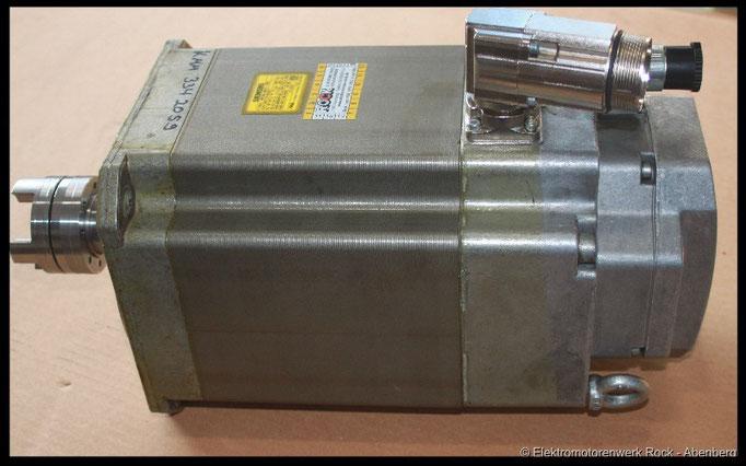 © AC - Servo - Motor reparieren Elektromotoren - Reparaturwerk Rock GmbH Abenberg (Bild 2)
