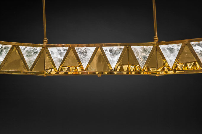 DIADEM CHANDELIER BY ALEXANDRE VOSSION