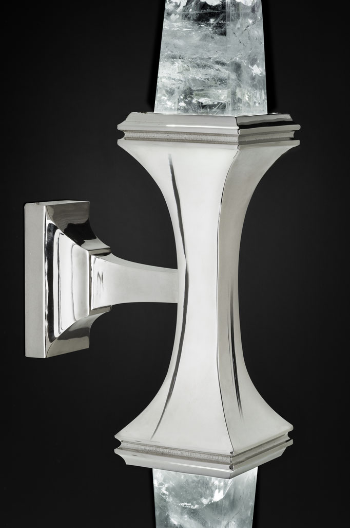 WALL LIGHT I SILVER EDITION