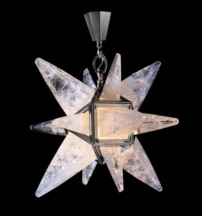 ROCK CRYSTAL STAR II SILVER EDIITON