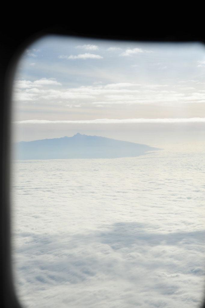 Mt. Kenya, der zweithöchste Berg in Afrika