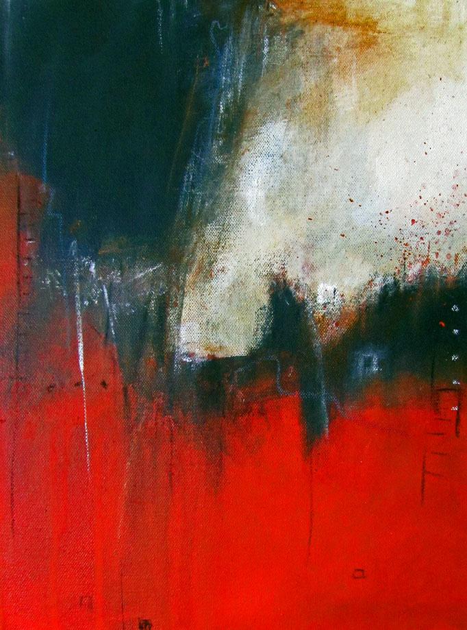 Acryl/Leinwand/30x40 2012