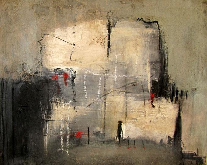 Acryl-Öl/Leinwand/40x50 2013