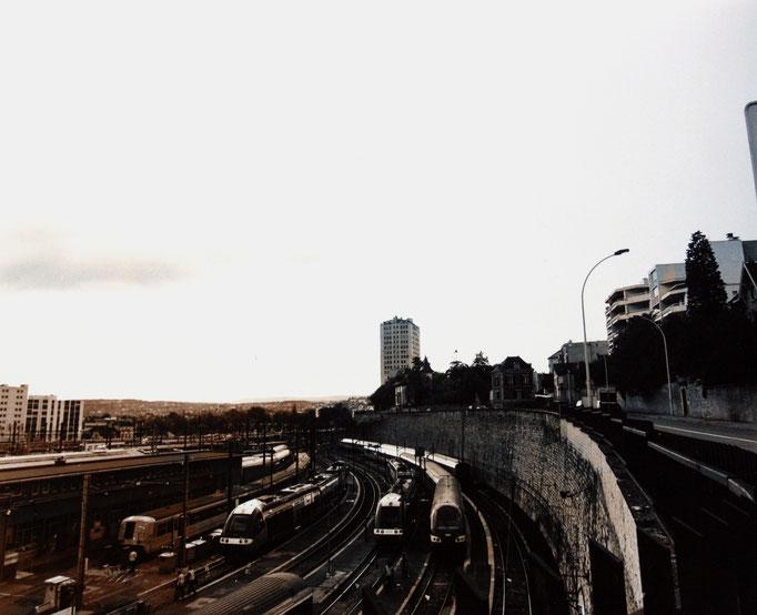 Photographie argentique moyen format, 30x35 cm, 2010.