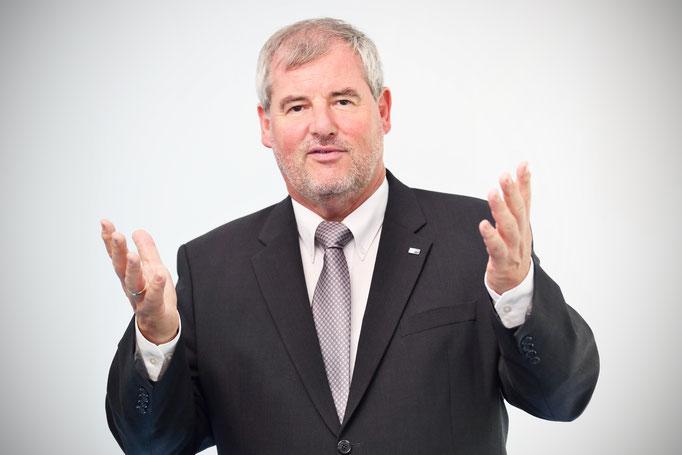 IHK Koblenz - Präsident Manfred Sattler