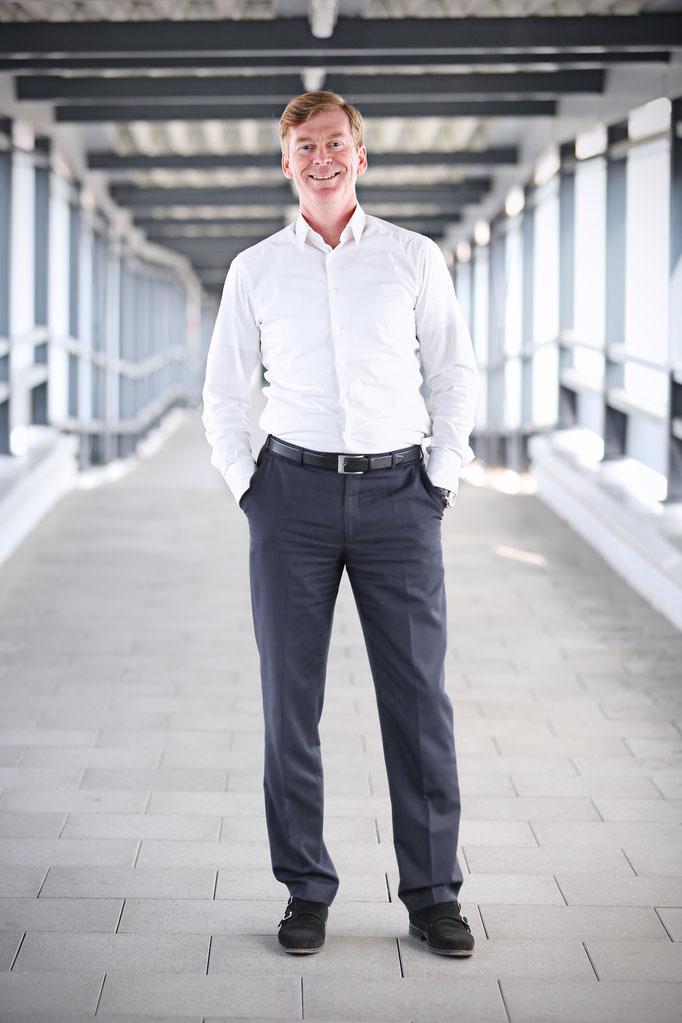 fedex Deutschland - Geschäftsleitung Stefan Dries