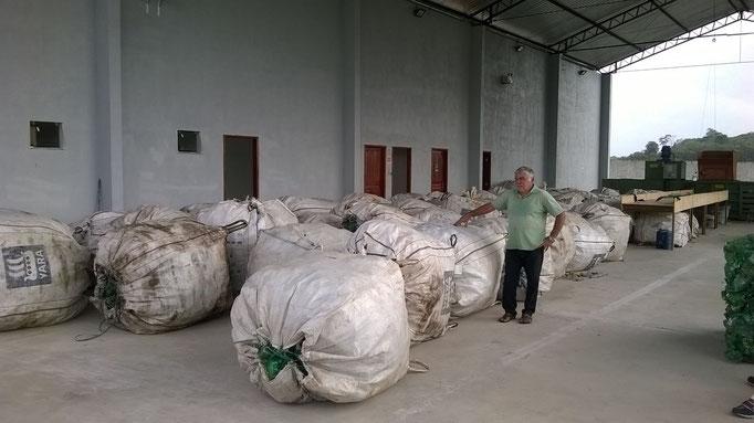 "delivery of presorted plastics in ""big bags"" (dezember 2015)"