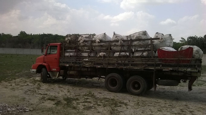 delivery of material (dezember 2015)