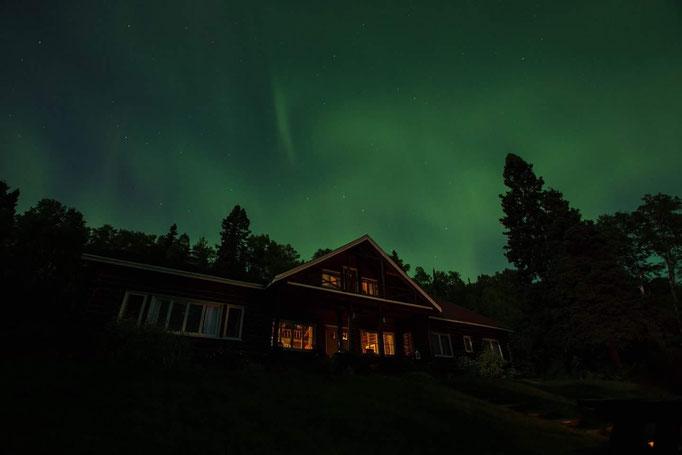 Die Nordlichter in Kanada