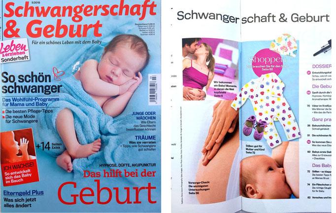 herz&stern - Schwangerschaft & Geburt Juni 2015, Baby Espadrilles